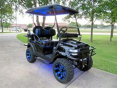 Gallery of custom electric golf carts for sale - Lawn Mower Golf Carts For Sale, Custom Golf Carts, Lifted Golf Carts, Best Golf Cart, Golf Cart Bodies, Electric Golf Cart, Golf Cart Accessories, Golf Day, Beach Buggy