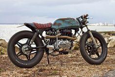 Sexta Insana: CB 400 by Inglorious Motorcycles   Garagem Cafe Racer