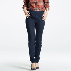 WOMEN HEATTECH High Rise Leggings Pants  | UNIQLO