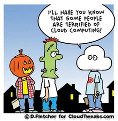 Thought we'd share some #Halloween Tech Humor with you all, hope you had a great halloween!  Some people would find this to be a pretty scary costume!  #SocialMediaFun