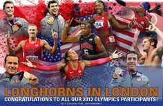 Longhorns in London finish the 2012 Olympics with 6 gold, 5 silver and 2 bronze medals. Hook 'em, Horns! http://www.texassports.com/ot/tex-olympians-2012.html