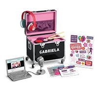 Gabriela's Performance Case   Girl of the Year   American Girl $48.00