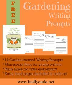 essay my hobby gardening