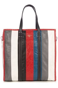 TheList  23 Spring Bags That Are Pure Eye Candy. Balenciaga PurseStriped  Tote ... 90ed097c37c2b
