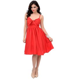 Vintage Style 1940s Pin Up Dresses for Sale
