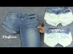 How To Make Cozy Shorts - YouTube
