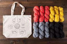 Beginner Blanket Kit – Cosmic Crush