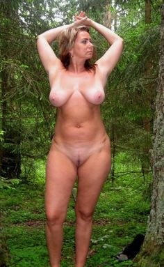 For that nude woman outdoors sex