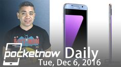Samsung Galaxy S8 headphone jack LG G6 water resistance & more - Pocketnow Daily Stories: - Amazon Go brings the worlds most advanced shopping technology to no-checkout grocery store http://ift.tt/2gULur6 - Wearables market led by FitBit and Xiaomi in third quarter http://ift.tt/2geilst - Android distribution ends 2016 mostly with Lollipop http://ift.tt/2g3TBzM - LG G6 water resistance rumored to not be like Samsungs http://ift.tt/2gKjtF7 - Galaxy S8 headphone jack out screen to absorb home…