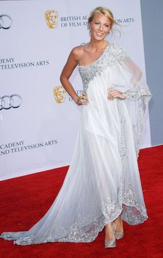 Blake Lively – Best Red Carpet looks. Like she is dripping sugar.