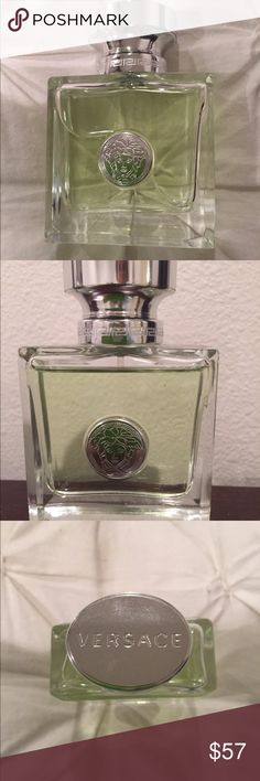 Gianni Versace Signature Perfume Spray Barely used 97% full. Made in Italy Gianni Versace Other