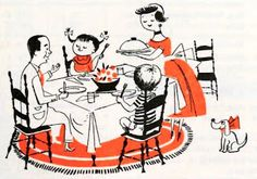 Cutco Cook Book (1961  via My Pretty Baby Cried She Was a Bird  (Sixties cookbooks)