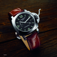 Panerai Luminor 1950 3 Days GMT | on WATCHTIME.COM