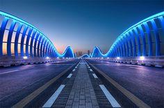 The Meydan Bridge, Dubai