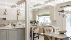 Design Junkie News: June 2014 | Interior Design Trends  (kitchen by Tobi Fairley) | MLInteriorsGroup.com