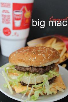 Copycat Big Mac