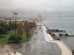 Vista da Torre de Belém