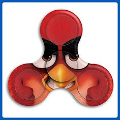 Fidget Spinner Birds Angry Stress Reducer Relief Toys Perfect For ADHD EDC ADD Anxiety Autism And Boredom - Fidget spinner (*Amazon Partner-Link)