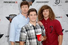 Photo of Blake Anderson - Comedy Central Roast of Charlie Sheen - Arrivals - Picture Browse more than pictures of celebrity and movie on AceShowbiz. Blake Anderson, Charlie Sheen, Comedy Central, Im In Love, Celebrity Pictures, Men Casual, Celebrities, Cute, Mens Tops