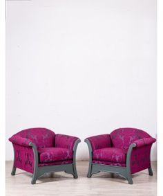 Pareja de sillones Clotilde   #mueblesbaratos #mueblesrebajados #muebleseconomicos #sale #rebajas #descuento #decoracion #casa #interior #interiores #design #liquidacion #outled #saldillo #mueblessegundamano #diy #mueblesantiguos #mueblesvintage #mueblesdemadera #mueblesreciclados Interiores Design, Love Seat, Lounge, Couch, Diy, Furniture, Home Decor, Antique Furniture, Recycled Furniture