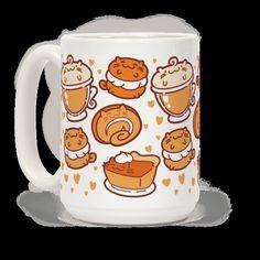 #pumpkinspicelatte #coffeemug #mugs #cats #fall