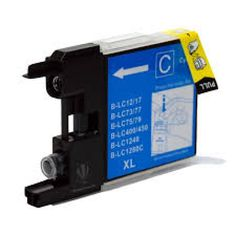 Compatible High Capacity Cyan Brother LC1280XLC Ink Cartridge €4.79
