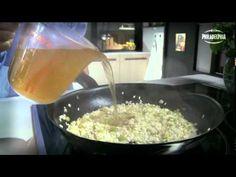 RISOTTO PHILADELPHIA. Recetas, Gastronomía, Food, recipes, Gastronomy