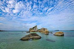 Pulau Burung (Bird Island), Belitung, Indonesia