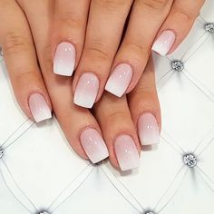 23 Ombre Nail Designs You Must Try This Summer French Ombre . - 23 Ombre Nail Designs You Must Try This Summer French Gold Glitter Ombre Nails; Square Nail Designs, Ombre Nail Designs, Acrylic Nail Designs, Nail Art Designs, Best Nail Designs, Manicure Nail Designs, Classy Nail Designs, Manicure Ideas, Pink Ombre Nails