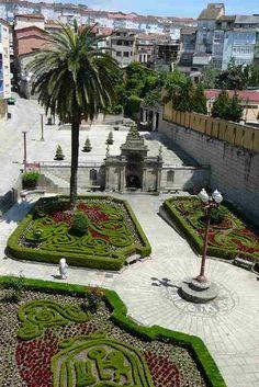 As Burgas, Ourense, España  Nuestra ciudad