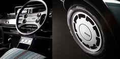 Mk1 Golf GTi Detail