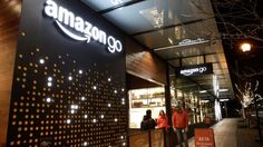 Amazon eröffnet Supermarkt ohne Kassen: Ist das der Supermarkt der Zukunft? Onlinehandels-Gigant Amazon will jetzt auch im klassischen Einzelhandel punkten.
