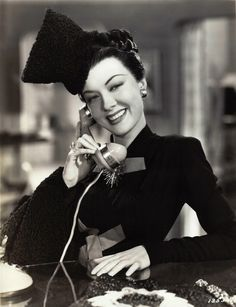 Audrey Totter 1945