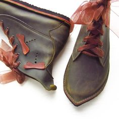 7e13a1b5555934 Mustardseed Elven - fairysteps gallery How To Make Shoes