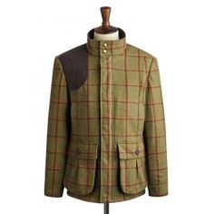 Joules Hamilton Mens Tweed Jacket - £220.00 www.countryhouseoutdoor.co.uk - Crafted with tweed that will only be ever found at Joules, this is the ultimate country weekend jacket. Warm, hardwearing and with functional features you'll love to explore as much as the land upon which you wear it.