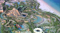 Dubai Hotel - The Spectacular Atlantis The Palm, Dubai