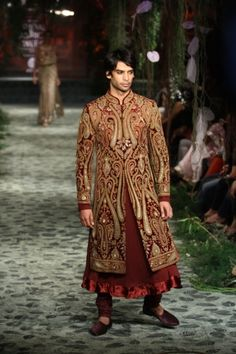 Tarun Tahiliani opens India Bridal Fashion Week | Vogue INDIA  See more Indian wedding inspiration at www.weddingsonline.in