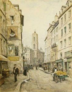 Beautiful Graphics by T.F.Simon, Czech Artist
