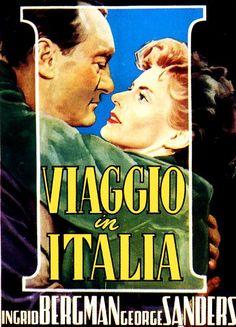 Image result for Te querré siempre' ('Viaggio In Italia', Roberto Rossellini, 1954)