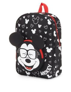 Mickey Mouse Rucksack (Younger Boys) | M&S