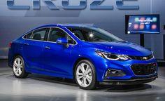 Chevrolet Cruze Reviews - Chevrolet Cruze Price, Photos, and Specs ...