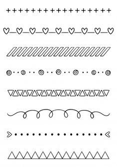 Bullet Journal Paper, Bullet Journal Lettering Ideas, Bullet Journal Notebook, Bullet Journal School, Bullet Journal Ideas Pages, Bullet Journal Inspiration, Book Journal, Hand Lettering Art, Easy Doodle Art