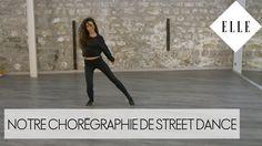 Notre chorégraphie de Street Dance┃ELLE Danse Hip Hop, Pilates Moves, Dance Choreography, Lets Dance, Street Dance, Fitness, Leather Pants, Gym, Youtube
