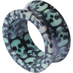 Skull (Tunnel) - £3.99, Wildcat #plug #alt #jewellery