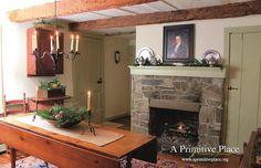 A Primitive Place Christmas
