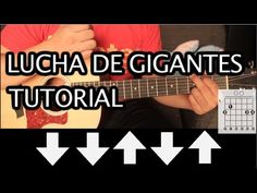 "Como tocar ""Lucha de Gigantes"" de Nacha Pop - Tutorial Guitarra (Acordes..."