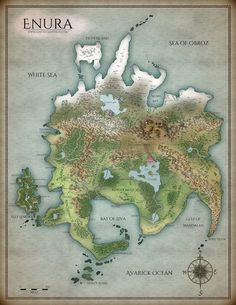 Dnd World Map, Fantasy World Map, Fantasy Places, Map Sketch, Art Sketches, Building Map, Map Pictures, Island Map, Dnd Art