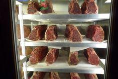 nevera carne curada