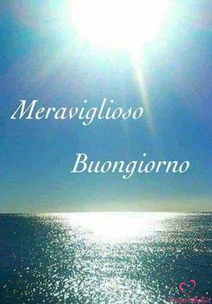 Immagini di Buongiorno - ProverbiBelli.it Italian Life, Italian Quotes, Good Morning Good Night, Life Quotes, Day, Image, Serendipity, Smiley, Biscuits