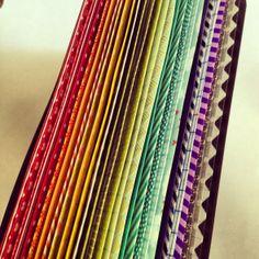 DIY Washi Tape Smash Book/Journal | mom.run.craft